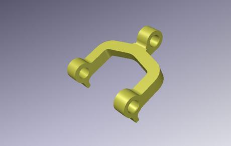 Guide lever